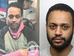 Rapist jailed for life