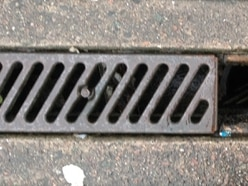 Warning to drivers as 80 drain covers stolen in five days in Walsall