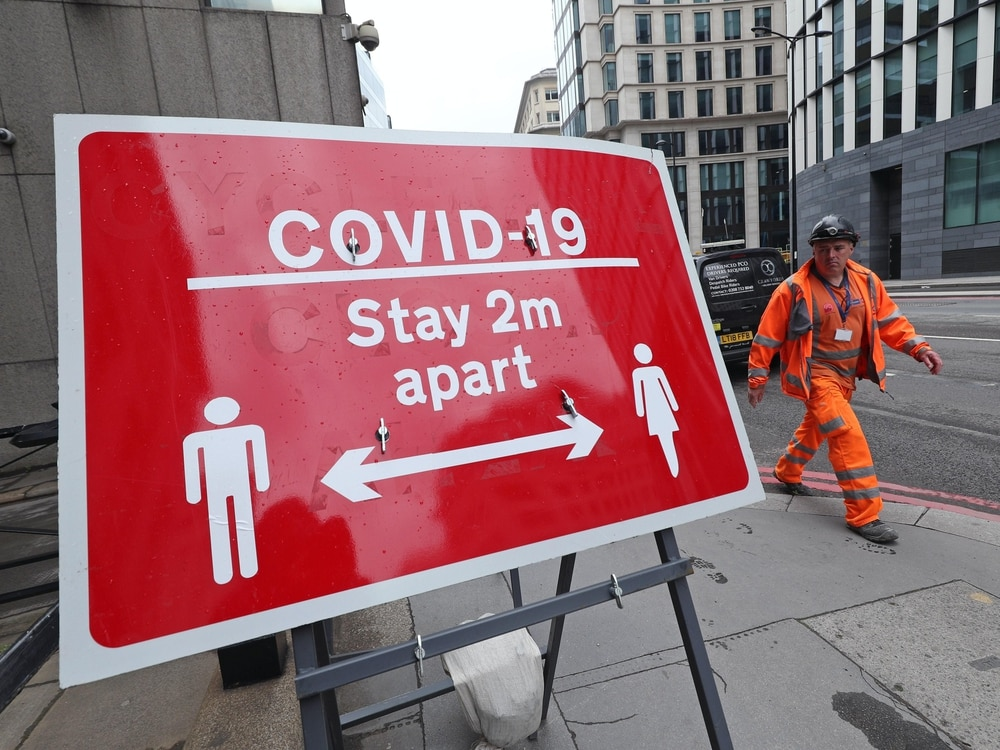 Majority want social distancing to remain at 2 metres, poll shows ...