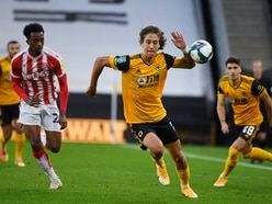 Carabao Cup: Wolves 0 Stoke 1 - Report and pictures