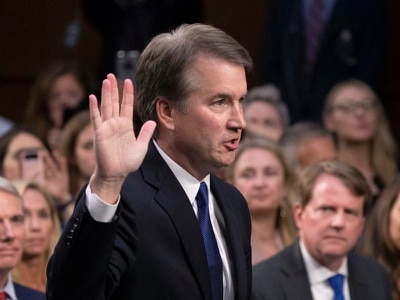 Republicans and Kavanaugh accuser in stand-off over Senate testimony