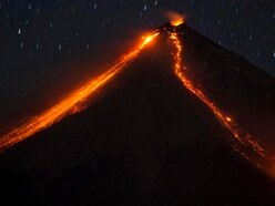 From Mount Vesuvius to White Island: Volcanic eruptions throughout history