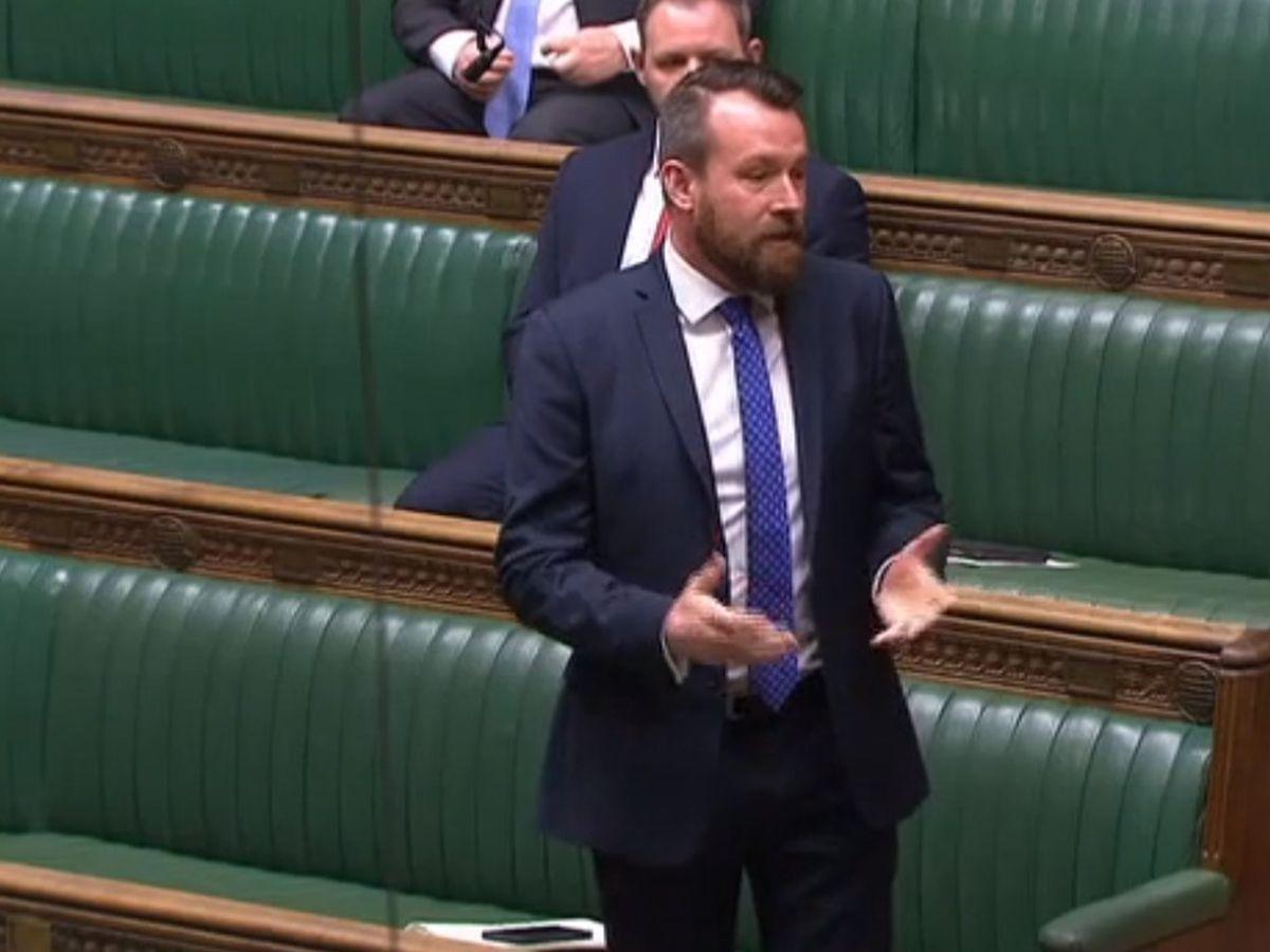 Stuart Anderson MP