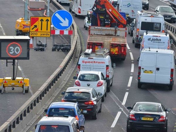 Black Country motorists face Bank Holiday misery as roadworks continue