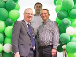 MP discusses NHS support on visit