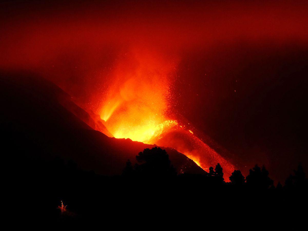 Spain Volcano
