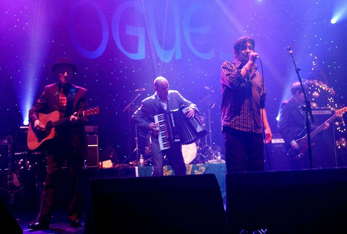Censored? The Pogues