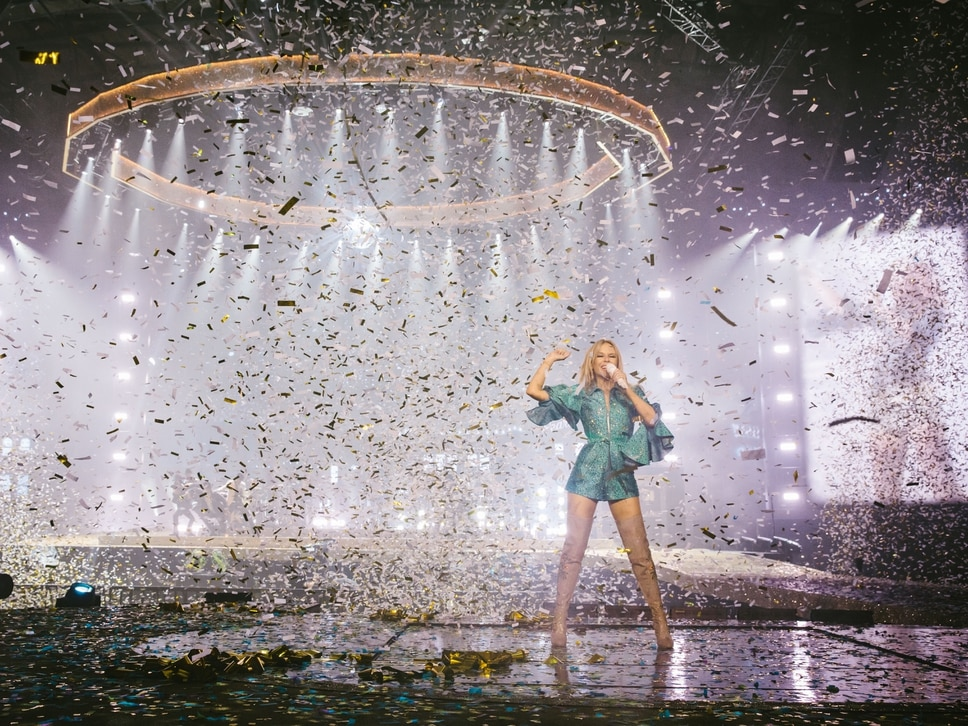 Kylie, Genting Arena, Birmingam - concert review