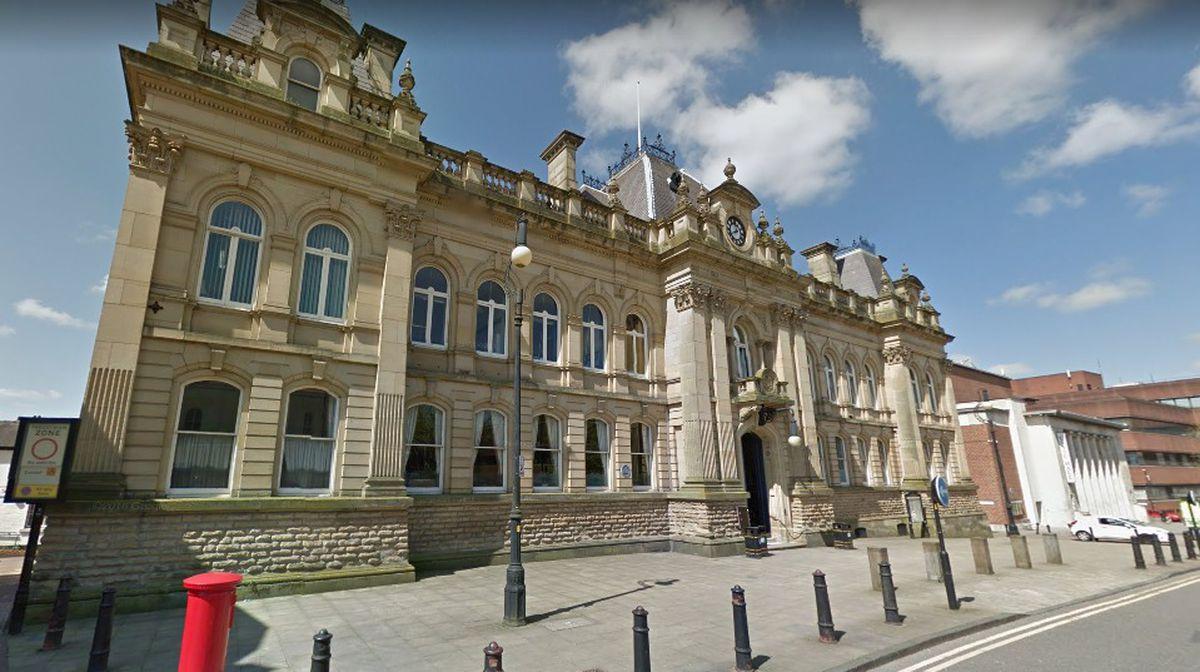 Wolverhampton Magistrates Court.