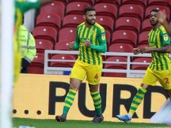 Middlesbrough 0 West Brom 1 - Report and pictures
