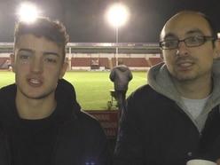 Walsall 0 Charlton 2 - Joe Masi and Tom Leach give their post match analysis - WATCH