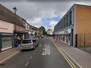 Stafford Street, Willenhall. Pic: Google