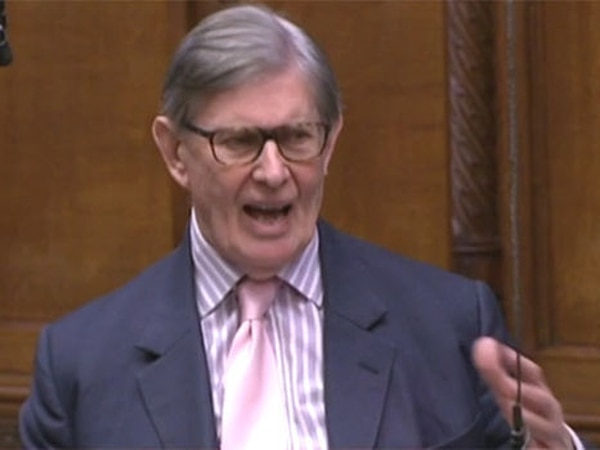Sir Bill Cash says 'no deal' Brexit is still possible as PM plots a third meaningful vote