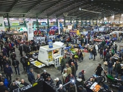 Stafford motorcycle show to be held in April