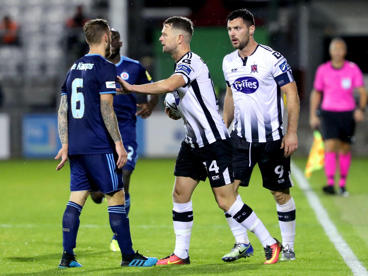 Dundalk failed to make the Europa League group stage last season after a two-legged defeat to Slovan Bratislava