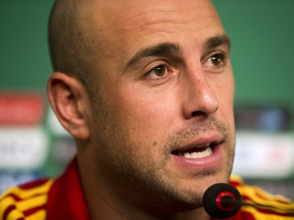 Aston Villa's Pepe Reina's ready for 'three cup finals'