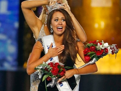 Miss America hits out over 'bullying' by pageant officials