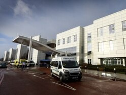 Ambulance patients suffer delays at hospital A&E