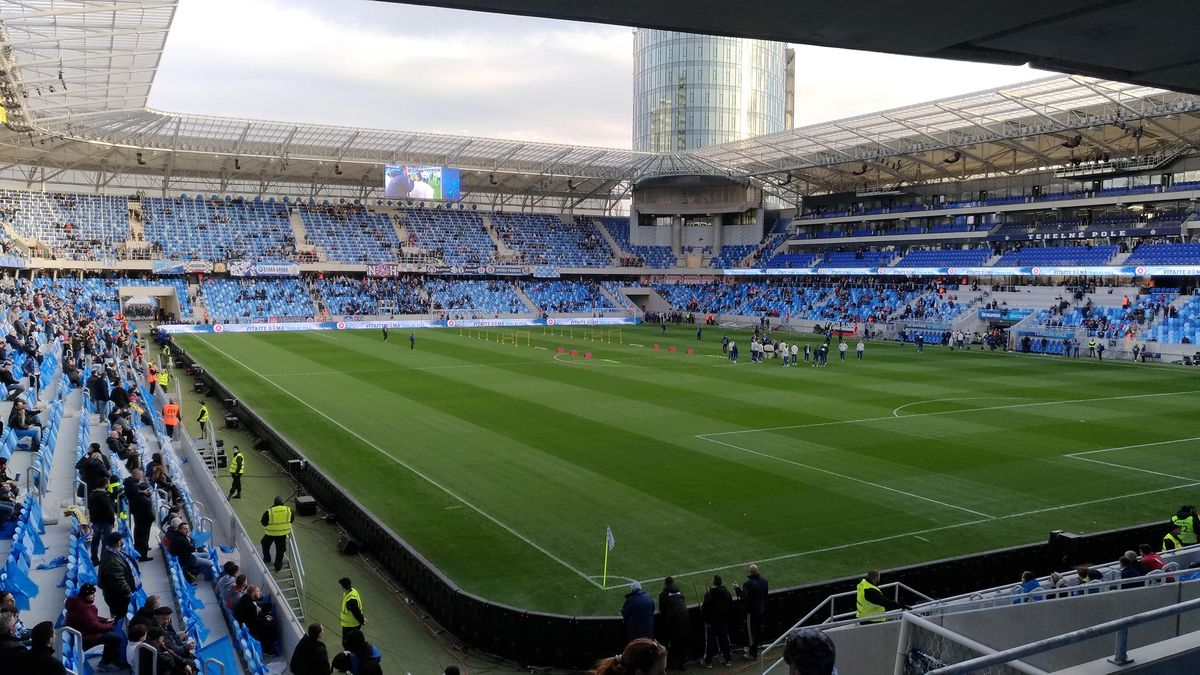 Slovakia also play their games at the home of Slovan Bratislava