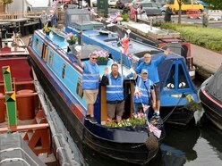 "Wednesfield Canal Festival ""brilliant"" despite stormy weather"
