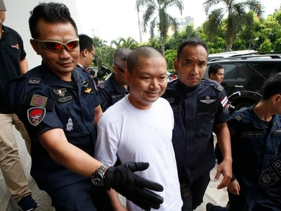 Jet-set monk jailed for raping teenage girl he made pregnant