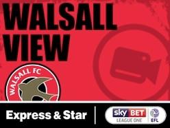 VIDEO: Richard Fletcher and Joe Masi preview Walsall's clash at Shrewsbury - WATCH