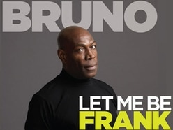 Frank Bruno coming to Birmingham in intimate show