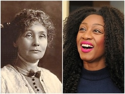 Beverley Knight portrays Emmeline Pankhurst in new West End musical