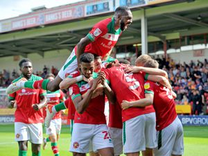 Walsall are four unbeaten in all competitions