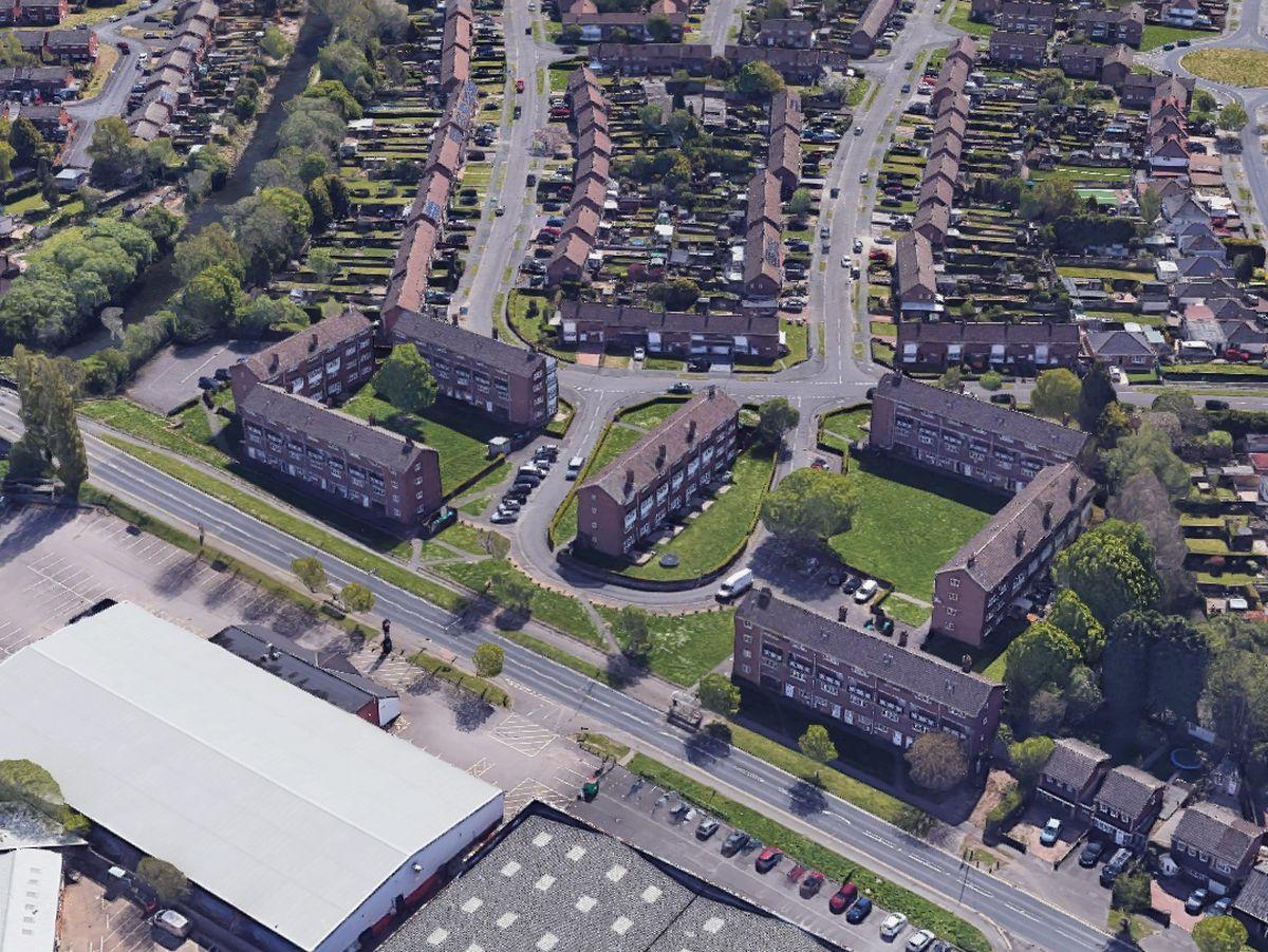 Lichfield Road in Wolverhampton. Photo: Google