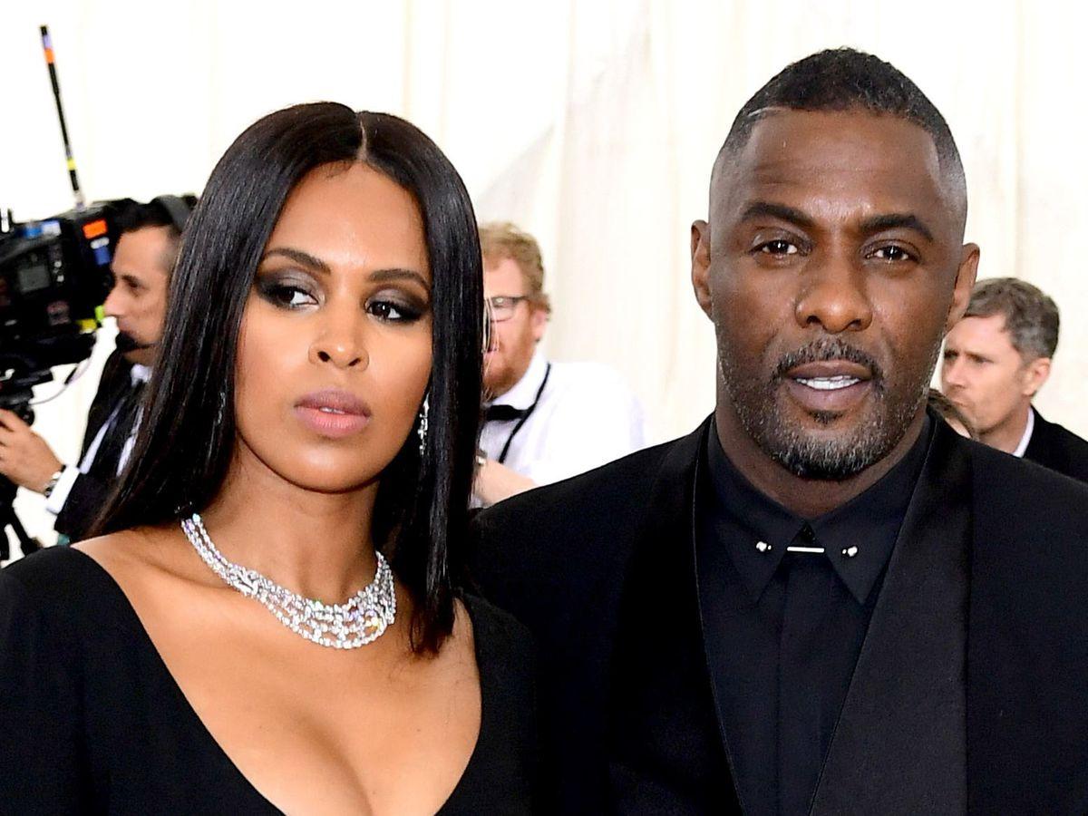 Idris Elba wedding