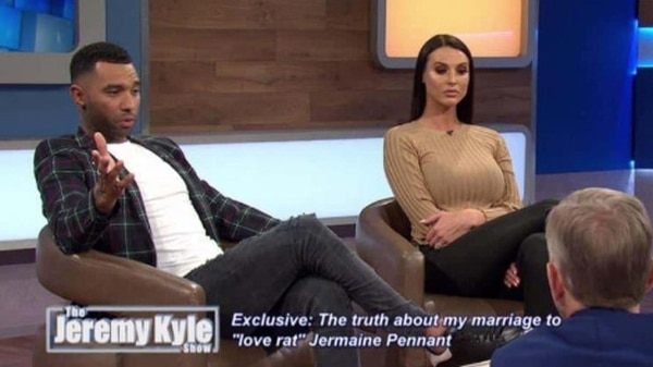A Totally Needless Breakdown Of Jermaine Pennant On Jeremy Kyle