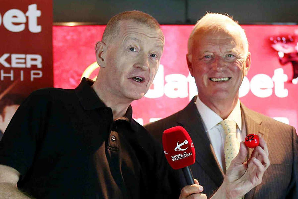 Breakthrough - Steve Davis and Barry Hearn changed each other's lives from the first day they met.