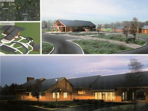 What the crematorium at Broad Lane will look like.
