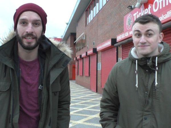Luke Hatfield and Liam Keen