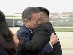 South Korean leader to discuss Kim Jong Un's peace proposals with Donald Trump