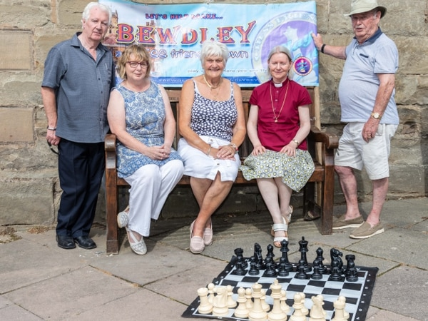 Hundreds raised for charity thanks to chess tournament