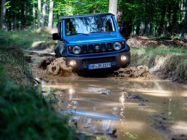 The best new cars for 'green laning'