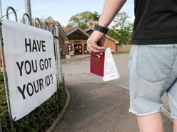 Local election ID trial 'preventing people from voting'