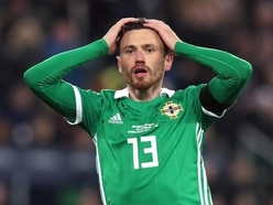 Northern Ireland midfielder Corry Evans doubtful for Estonia and Belarus clashes