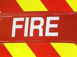 Woman taken to hospital after bungalow fire in Rowley Regis