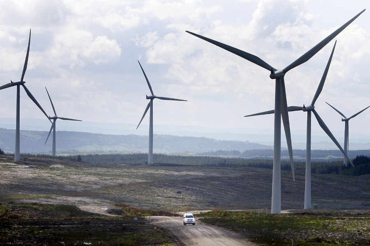 Controversial: Wind turbines regularly divide opinion