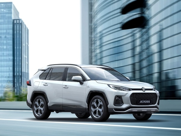 Suzuki unveils new Across