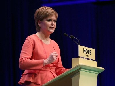 People more open to case for independence over Brexit, says Sturgeon