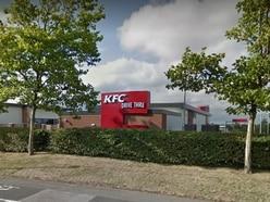 Machete gang target KFC during armed raid
