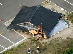 21 people injured as powerful quake hits north-west Japan