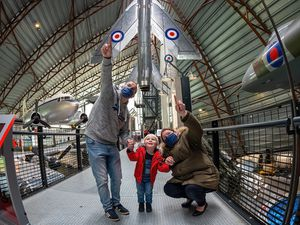 RAF Museum: Cosford. Pic: Bob Greaves Photography