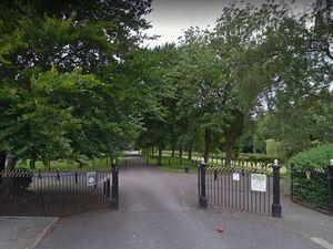 Willenhall Memorial Park. Photo: Google
