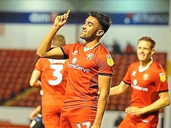 Walsall's Maz Kouhyar working to improve his game
