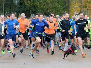 Runners are eager to see a return of the popular Parkrun eventss